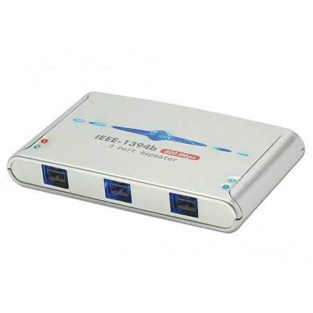 LINDY Hub FireWire  - 3 ports IEEE1394b