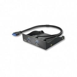 LINDY Façade 2 ports USB...