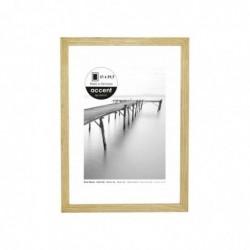 NIELSEN DESIGN Cadre photo SCANDIC design en bois couleur chêne 21 x 29,7 cm