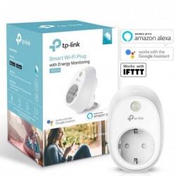 TP-LINK Smart Plug prise éléctrique connectée HS110 WiFi Shuko Europe