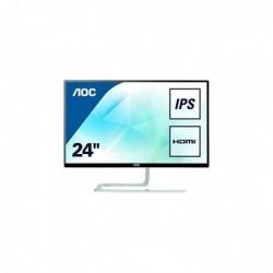"""AOC Ecran PC LCD 23"""" 1920 x 1080 4 ms D-Sub/HDMI/VGA/DisplayPort"""