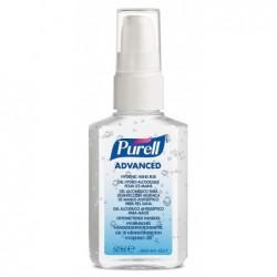 PURELL Gel de poche hydro-alcoolique flacon 60ml