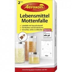 AEROXON Lebensmittel-Mottenfalle, 2er Set