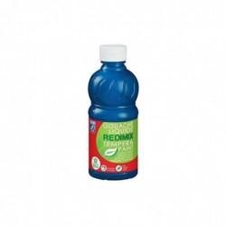 LEFRANC BOURGEOIS Gouache liquide 250 ml, bleu primaire