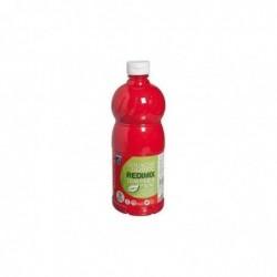 LEFRANC BOURGEOIS Gouache liquide 1.000 ml, rouge carmin