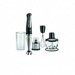 BRAUN MQ 9038 Mixeur plongeant SPICE+ avec Variateur Noir 0,6 L 1000 W