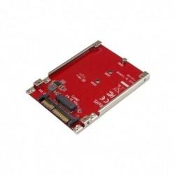 STARTECH.COM Adaptateur PCIe M.2 - U.2 SFF-8639 - Pour SSD M.2 PCIe NVMe - SSD PCIe