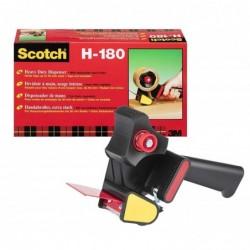 SCOTCH Dévidoir à main pour ruban adhésif d'emballage 66m ( H180)