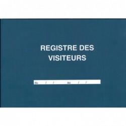 ELVE Registre des visiteurs 96 pages 210 x 297 horizontal