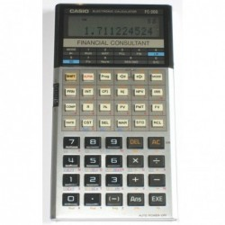 CASIO Calculatrice FC 200