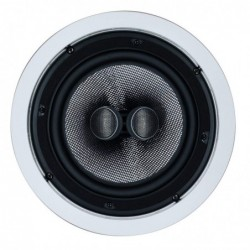 MAGNAT Interior IC 82 Haut-parleur encastrable 2 voies haut de gamme 180W Blanc (1 pièce)