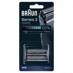 BRAUN Recharge cassette 32S Rasoirs Série 3
