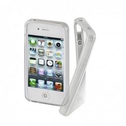 "HAMA Coque ""Crystal"" pour Apple iPhone4/4s, transparente"