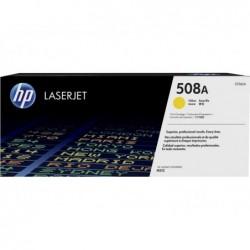 HP Toner Laser Original N 508A CF362A 5000 pages Jaune