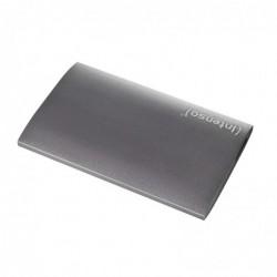 """INTENSO Disque SSD externe 1,8""""  256GB USB 3.0 Aluminium Premium"""