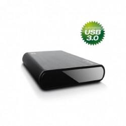 "FANTEC boîtier aluminium ""fanbox"", pr disques durs SATA 3,5"""