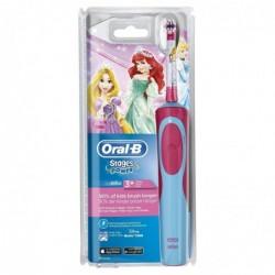 ORAL-B Brosse à dents électrique Oral-B Princesses Disney Bleu/Violet