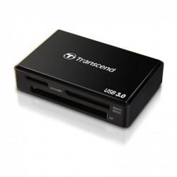TRANSCEND TS-RDF8K Lecteur de cartes USB 3.0 (9 en 1) Noir