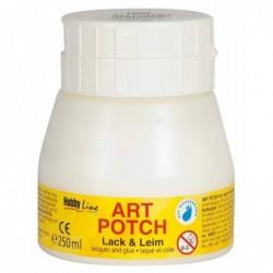 KREUL Laque et Colle ART POTCH Mate 250 ml
