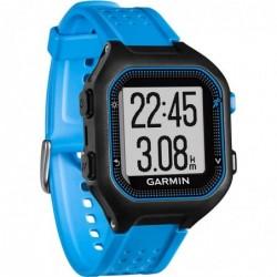 GARMIN Forerunner 25 Montre de Running Connectée Taille L Noir et Bleu