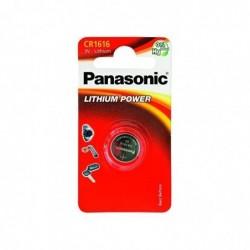 PANASONIC Pile Bouton Lithium Power CR1616 3V 0,55 mAh