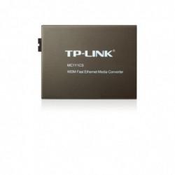 TP-LINK Convertisseur fibre WDM MonoMode émetteur 100FX