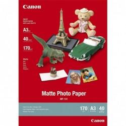 CANON Boîte de 20 feuilles papier photo MP-101 170 g. format A3 7981A008