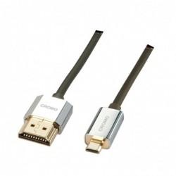 LINDY Câble HDMI® Slim HDMI...