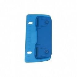 WEDO Perforateur de poche pour Classeur Capacité 3 feuilles Ice Bleu