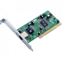LOGILINK adaptateur réseau PCI Gigabit ethernet RJ45, 32 Bit