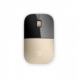 HP Z3700 Souris Sans Fil Design Modern Or