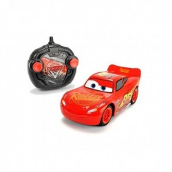 DICKIE Voiture Radiocommandée Lightning McQueen Cars 3  1:24