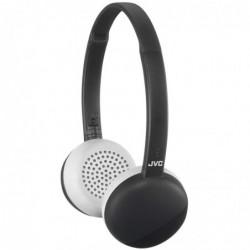 JVC Casque Bluetooth Audio on-Ear avec Commande de 3 Touches Noir