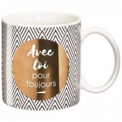 DRAEGER Mug cadeau Avec toi...