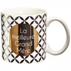 DRAEGER Mug cadeau Les grands-mères Blanc