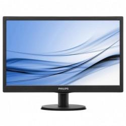 "PHILIPS 203V5LSB26/10 Ecran PC LED 19,5"" (48,75 cm) 1600 x 900 5 ms VGA"