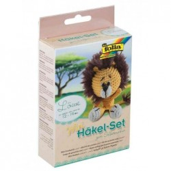"FOLIA mini kit de crochet ""lion"""