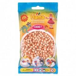 HAMA sachet de 1000 Perles à repasser midi, rose clair