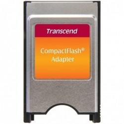 TRANSCEND Adaptateur de carte (CF I) Carte PC