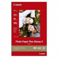 CANON Paquet de 20 feuilles Papier photo A3+ 260g PP-201 2311B021