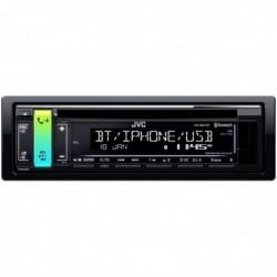 JVC KD-R891BT Autoradio Bluetooth avec Fonction Mains-Libres et audiostraming CD Noir