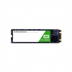 WESTERN DIGITAL SSD 120GB WD Green M.2 Série ATA III WDS120G2G0B