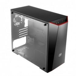 COOLER MASTER MasterBox Lite 3.1 Boîtier PC microATX, Mini-ITX, USB 3.0 Fenêtre latérale