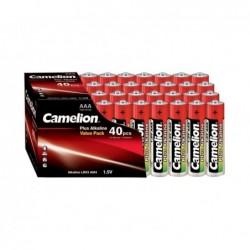 CAMELION Pack de 40 piles...