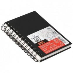 CANSON Carnet esquisse ARTBOOK ONE A4 80 feuilles 100g Noir