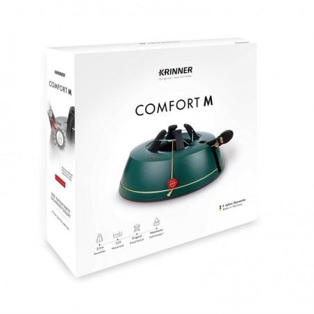 KRINNER Comfort Support pour Sapin de Noël M 2,5 m / 12 cm / 3,5 L