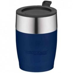 THERMOS Gobelet isotherme DeskCup TC, bleu, 0,25 litre