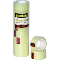 SCOTCH Pack de 8 Ruban...