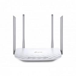 TP-LINK Routeur 1200 Mbps Wi-Fi Gigabit Bi-Bande: 300 Mbps en 2.4 GHz, 867 Mbps en 5 GHz, 5 ports Ethernet, 1 port USB 2.0