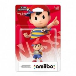 NINTENDO Figurine Amiibo Ness Super Smash Bros N°34